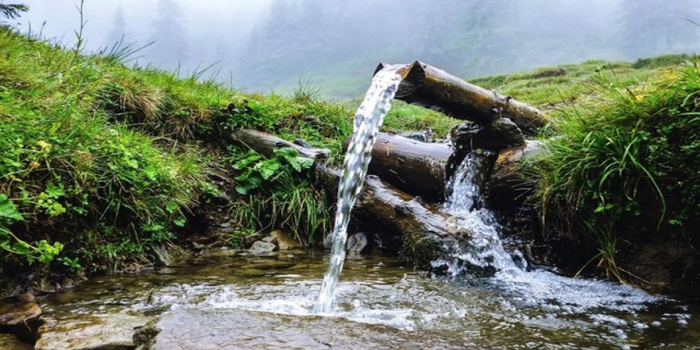 Macam, jenis dan contoh sumber air