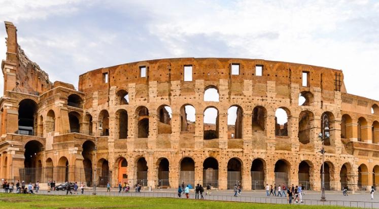 Sejarah Bangunan Colosseum Roma Di Itali