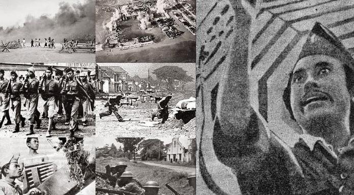 Sejarah Hari Pahlawan (Pertempuran Surabaya 10 November) : Asal Usul Dan Penyebab
