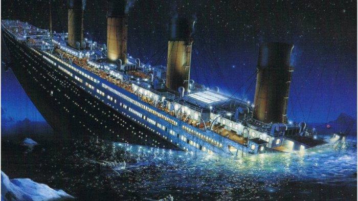 Sejarah Dan Asal Usul Pembuatan Kapal Titanic