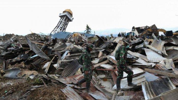 Pengertian, Penyebab, Jenis dan Contoh Gempa Bumi