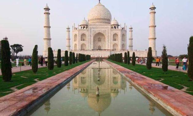 Sejarah Dan Asal-Usul Taj Mahal