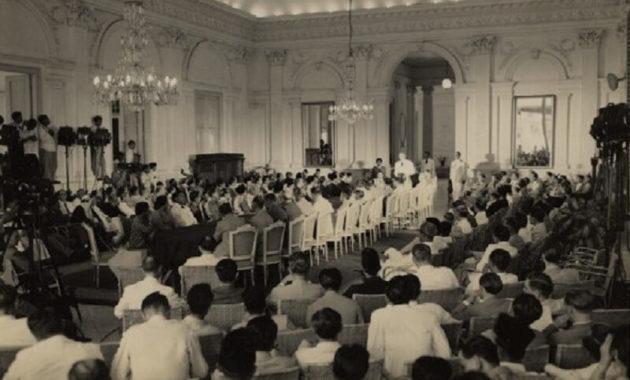 Sejarah Perundingan Roem-Royen : Latar Belakang, Isi dan Dampak Perundingan Roem-Royen