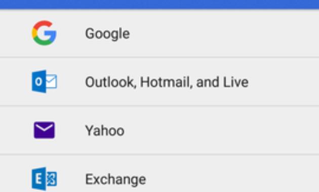 Cara Setting Email di Android, iPhone, iPad dan BlackBerry